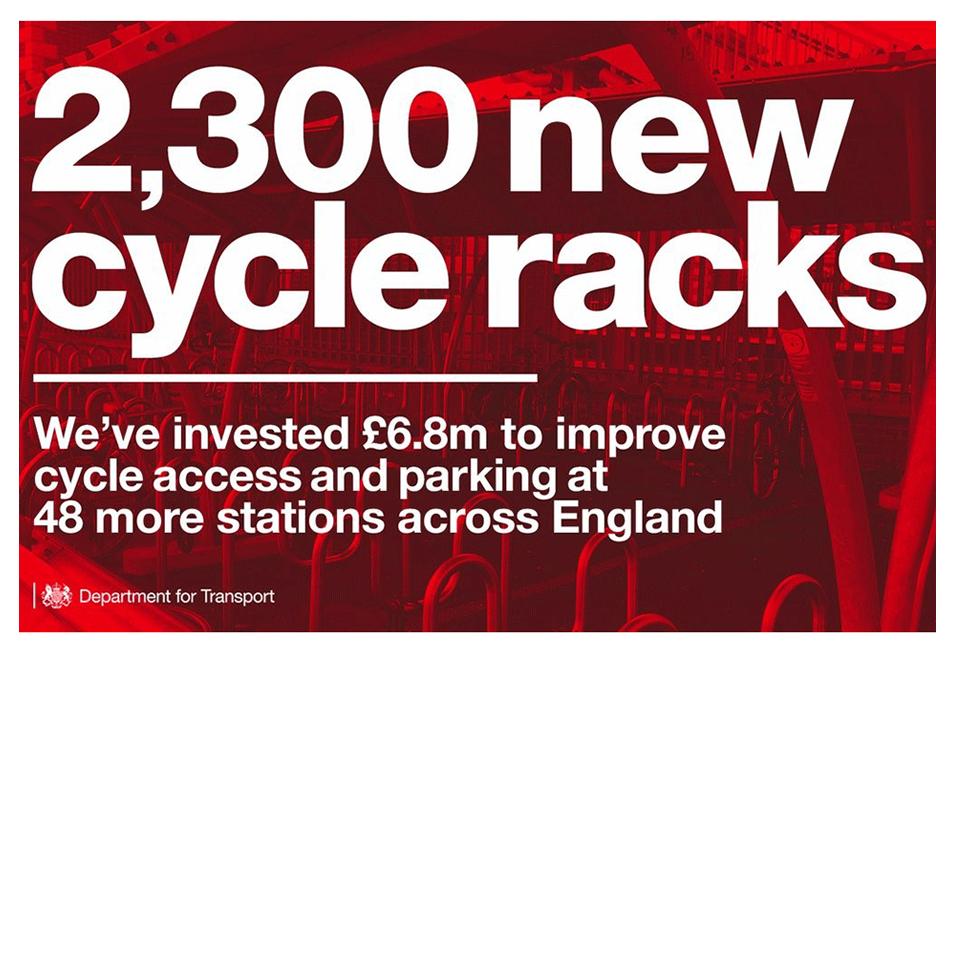 New cycle racks